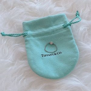 Tiffany & Co Diamonds By The Yard Ring Chain